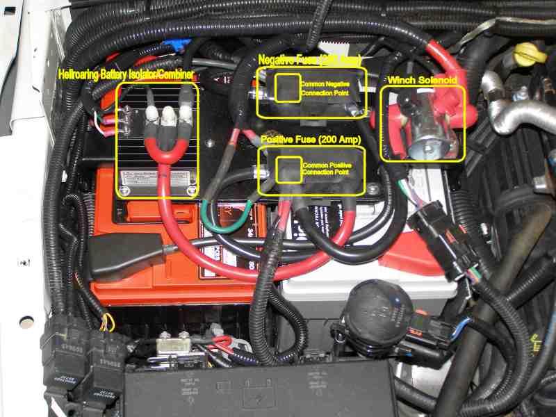 dual battery setup jkowners com jeep wrangler jk forum rh jkowners com  jeep jk dual battery tray install