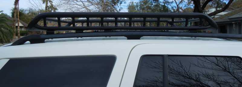 jeep wj roof rack mounts